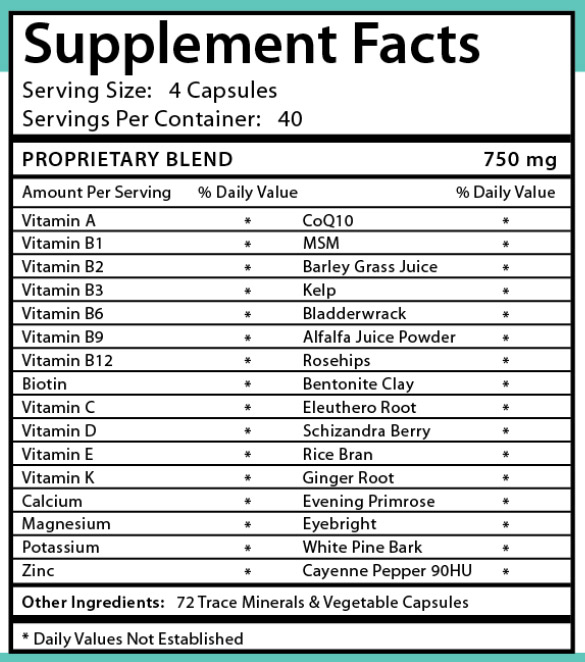 supplement-facts-herbal